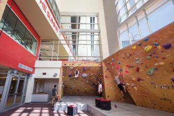 University of Utah Student Life Center - Salt Lake City, UT